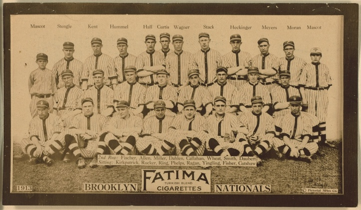 Brooklyn_Dodgers_Team_Photograph,_1913