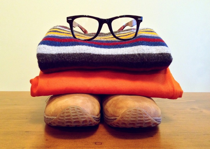 Clothes Fashion Style Glasses Clothing Modern